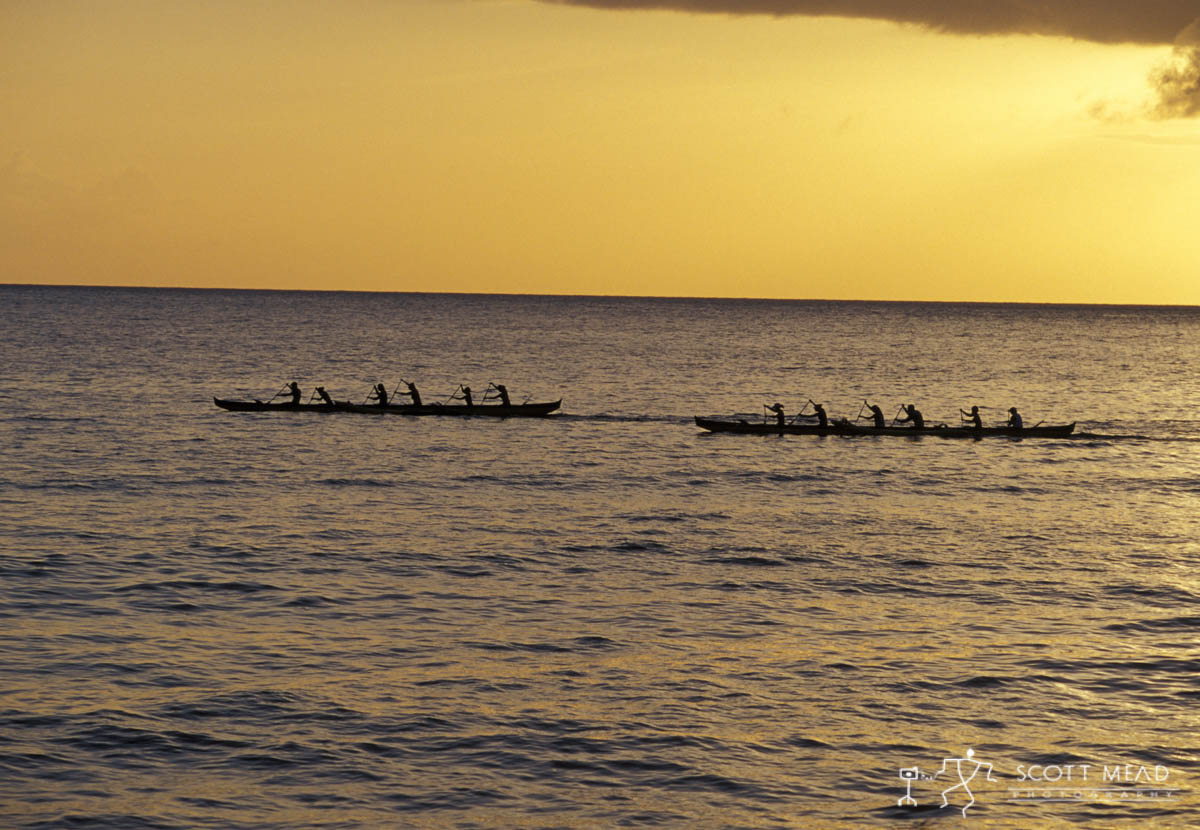 Scott Mead Photography | Paddling Home