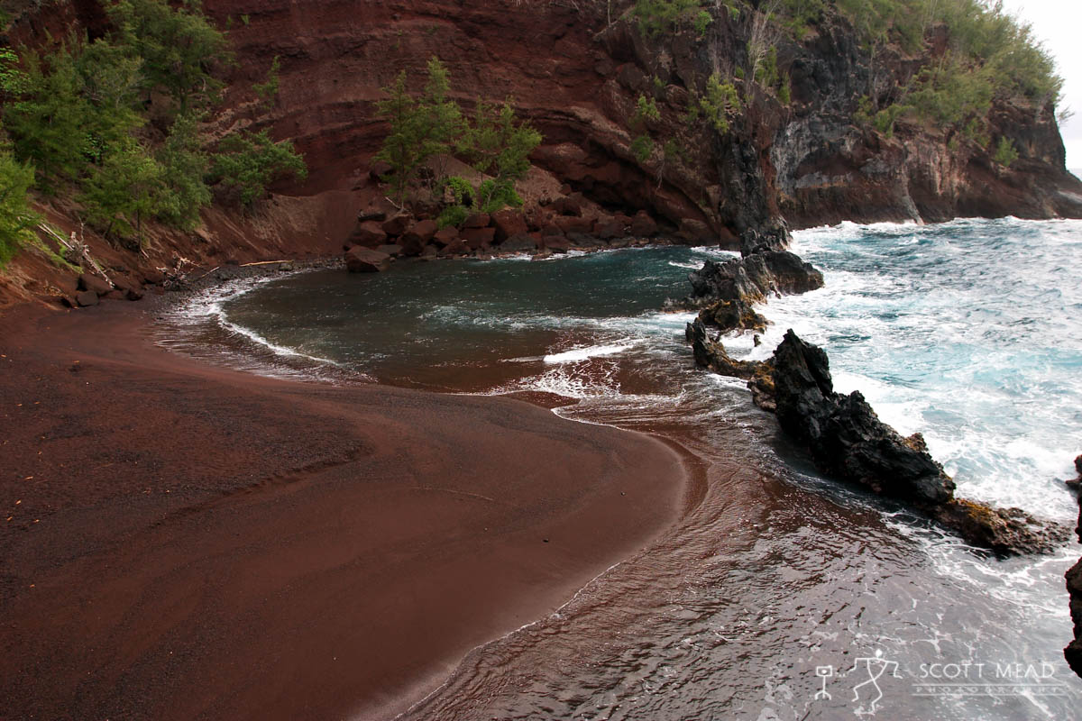 Scott Mead Photography | Red Sand Beach