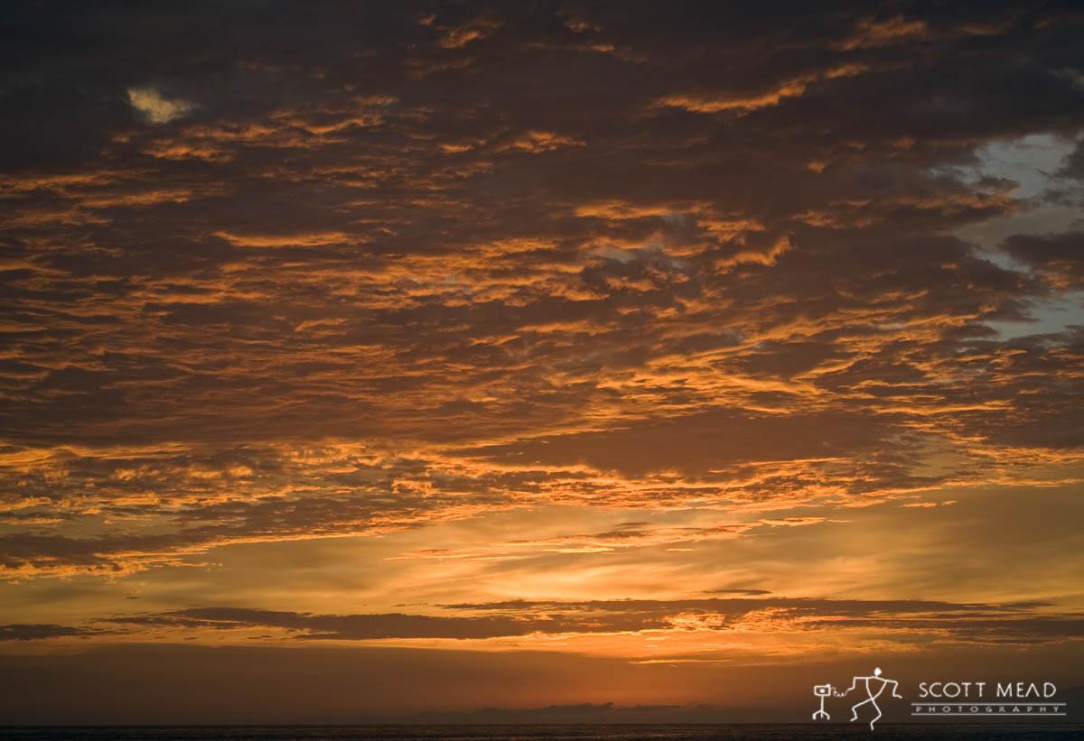 Scott Mead Photography   South Kona Sunset