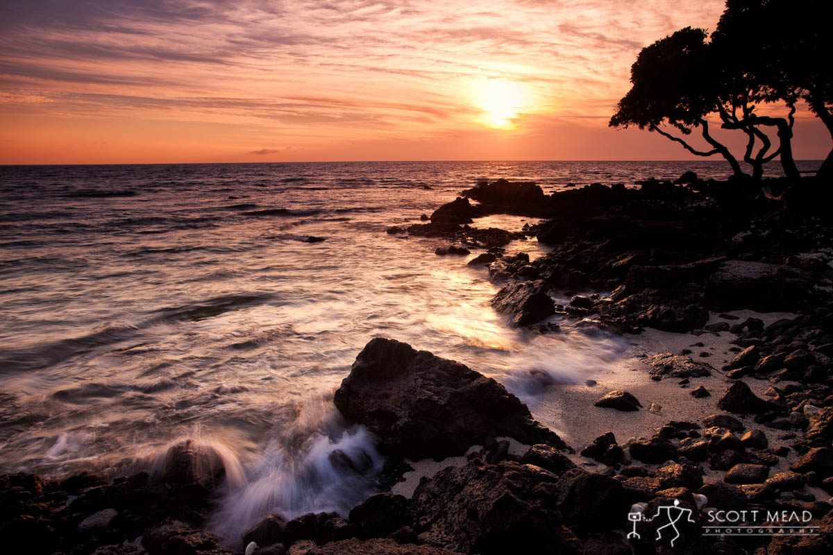 Scott Mead Photography | Waikoloa Sunset