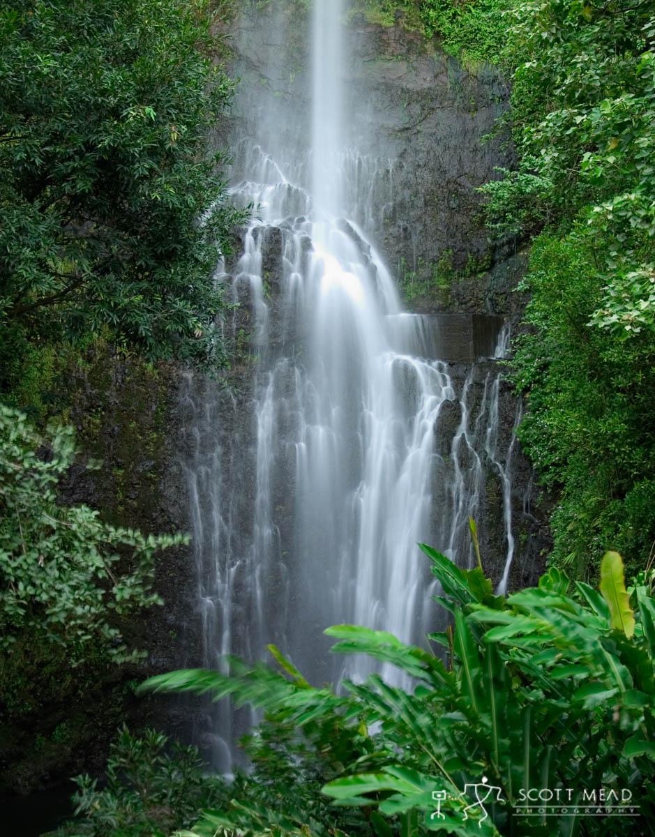 Scott Mead Photography   Wailua Falls