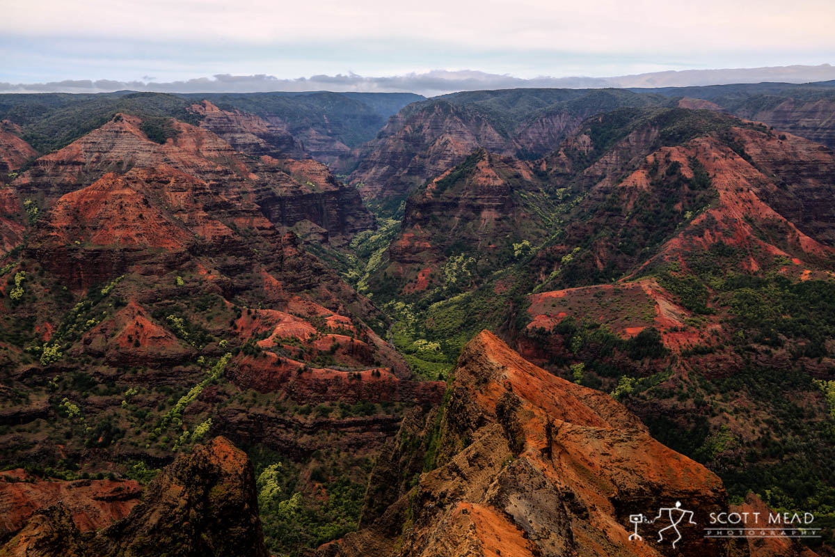 Scott Mead Photography | Waimea Canyon