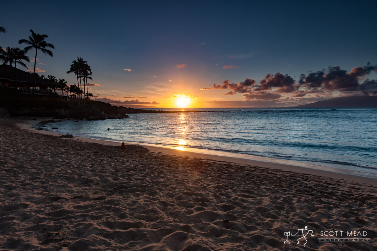 Scott Mead Photography | Kapalua Glow