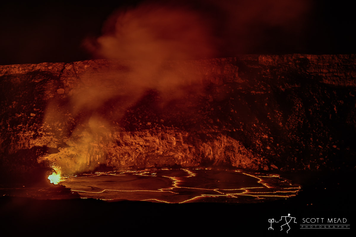 Scott Mead Photography | Lava Lake