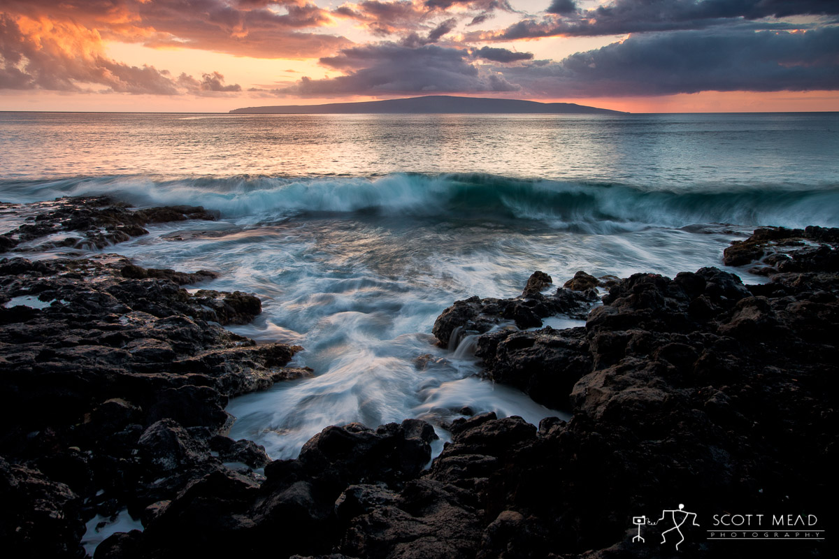 Scott Mead Photography | Makena Waves