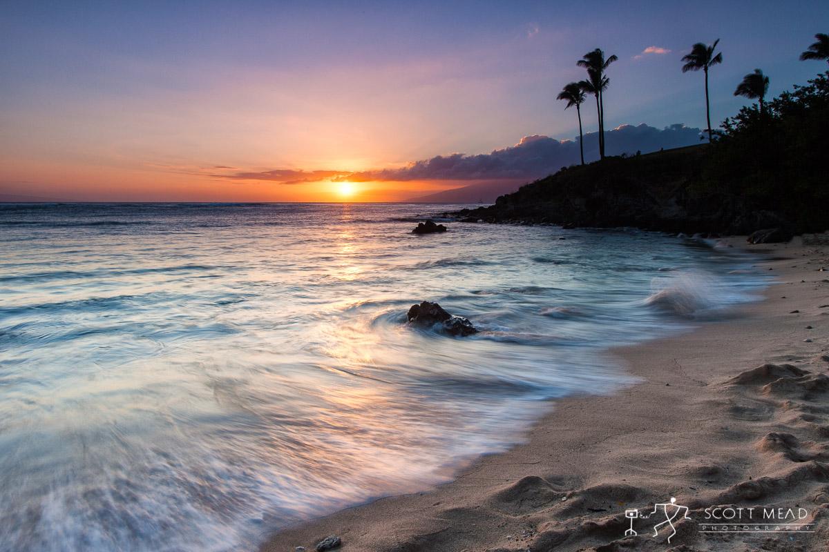 Scott Mead Photography   Poolenalena Sunset